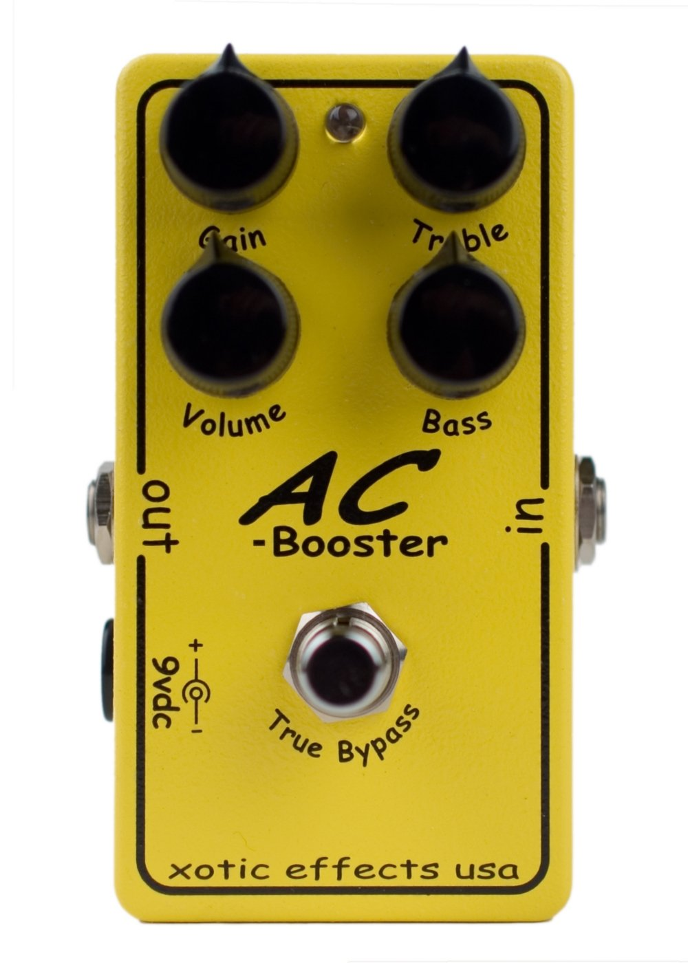 Pedal Effect Xotic AC Booster