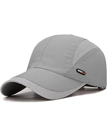 LAOWWO Berretto da baseball Golf Tennis Corsa Sport Outdoor Cappello  Protezione solare traspirante Quick Dry Uomo e8c2a7e391e1