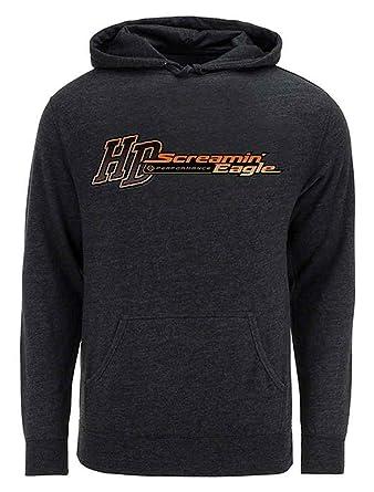 56a8c17adf Harley-Davidson Men s Screamin  Eagle Speed   Power Hoodie HARLMS0077 ...