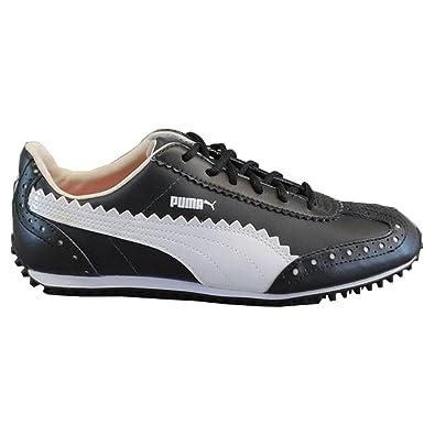 Puma Womens Cat Spikeless Golf Shoes 185343-03 (7.5 UK)  Amazon.co ... 3cf0462c7