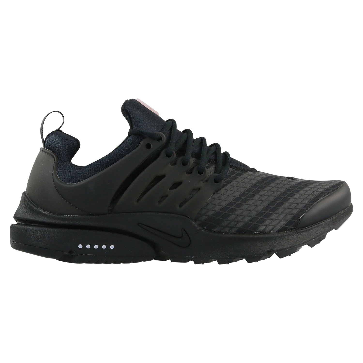 buy online d1504 00c7f Galleon - NIKE Mens Air Presto Low Utility Shoes Black Black White  862749-004 Size 9