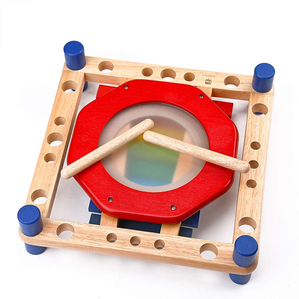 ZYN Child Percussion Instrument Combination Enlightenment Early Education Wooden Educational Toy by ZYN (Image #6)