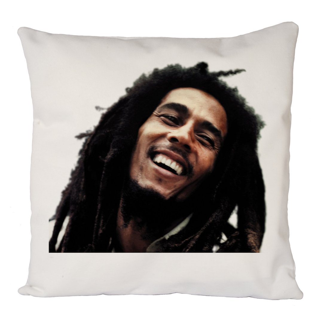 Bob Marley Face, Fodera, Fodera per cuscino, Arredamento per la casa Uk print king