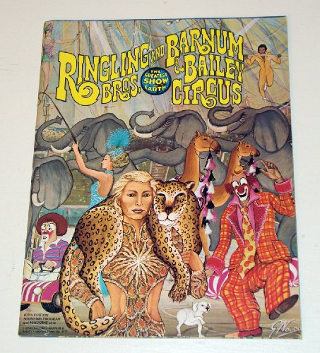 Ringling Brothers and Barnum & Bailey Circus 1977 Souvenir ()
