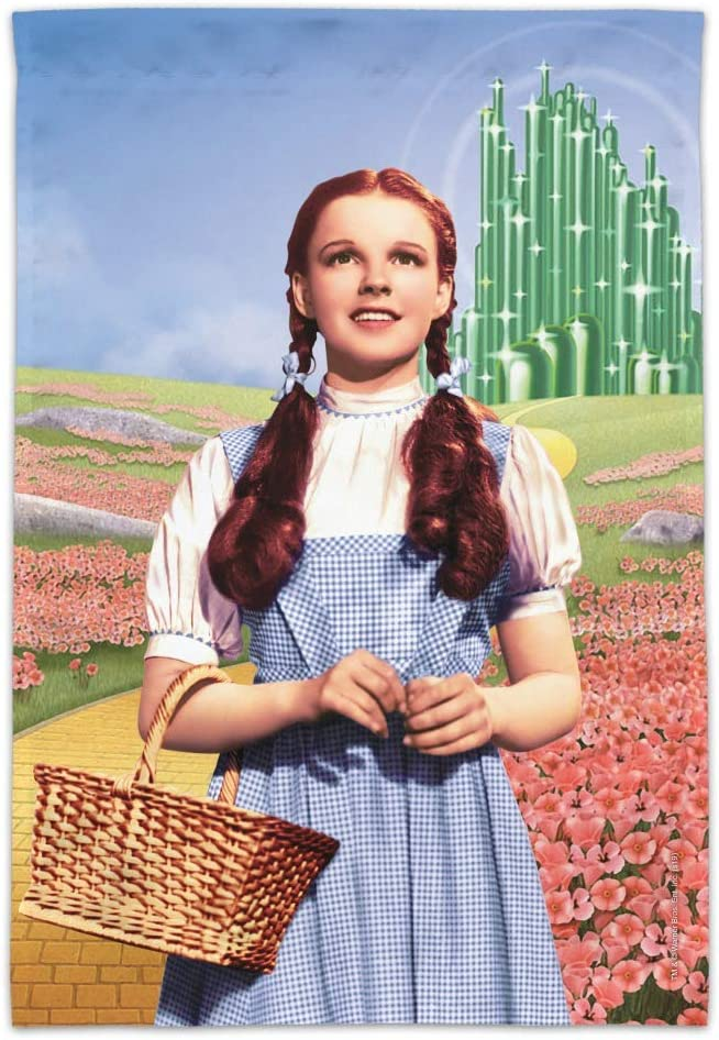 GRAPHICS & MORE Wizard of Oz Dorothy Character Garden Yard Flag