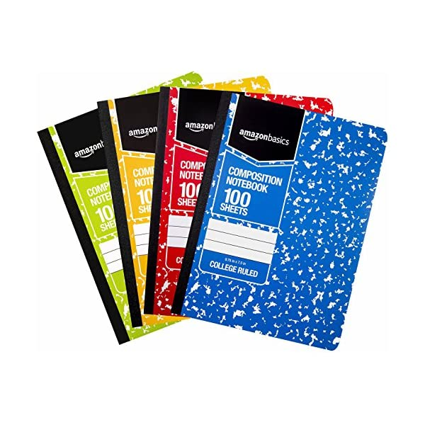 8 x 10.5 inches : Environmentally Sustainable Designed by College Students for Visual notetaking Combo Unruled Notebook 60 Unlined Perforated Sheets 3 Pack