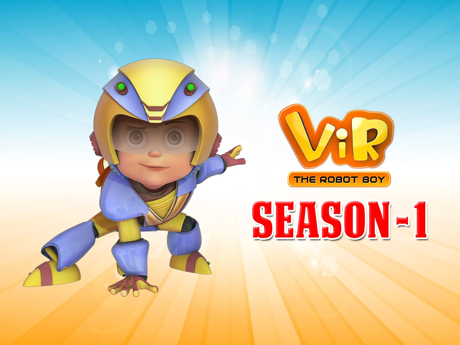 Vir the robot boy on Amazon Prime Video UK