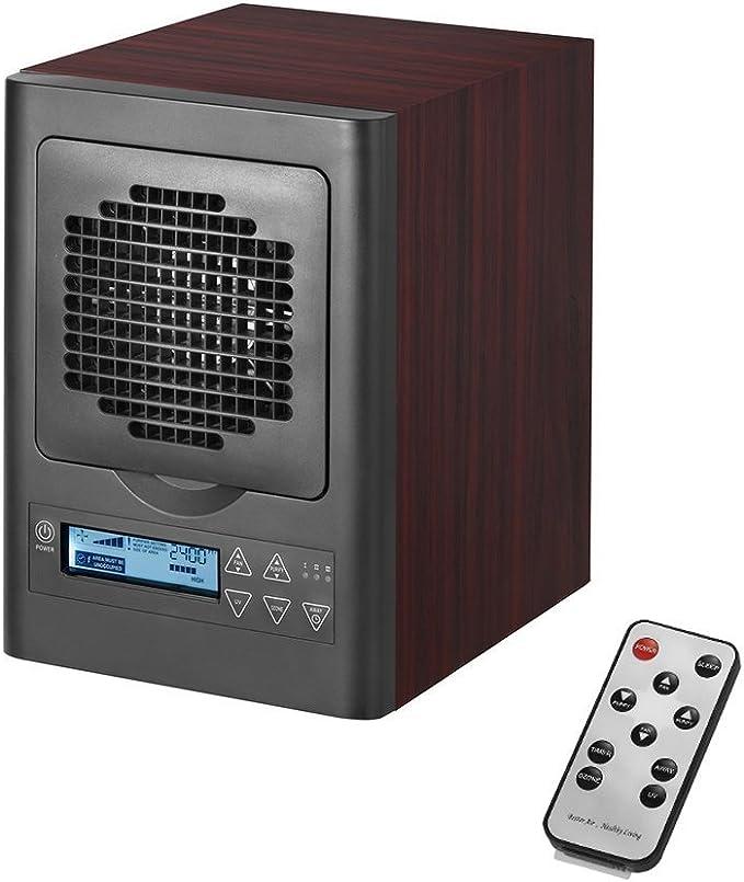 topqsc purificador de aire y generador de ozono, ionizador y ...
