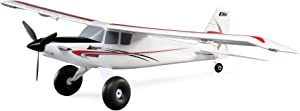 E-flite UMX Turbo Timber RC Airplane BNF Basic (Transmitter, Battery and Charger Not Included): EFLU6950