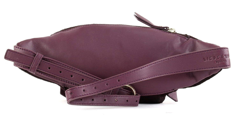 LIEBESKIND BERLIN Fanny Pack Belt Bag Tasche Fig Violett Sporttaschen & Rucksäcke
