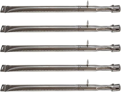 """4 Pack Gas Grill Pipe BBQ Grill Parts For Dyna Glo Burner Tubes Part 16 9//16/"""""""