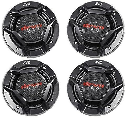 (4) JVC CS-DR620 6.5