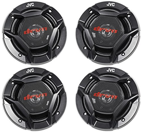"JVC CS-DR620 6.5"" 600 Watt 2-Way Car Audio Speakers"