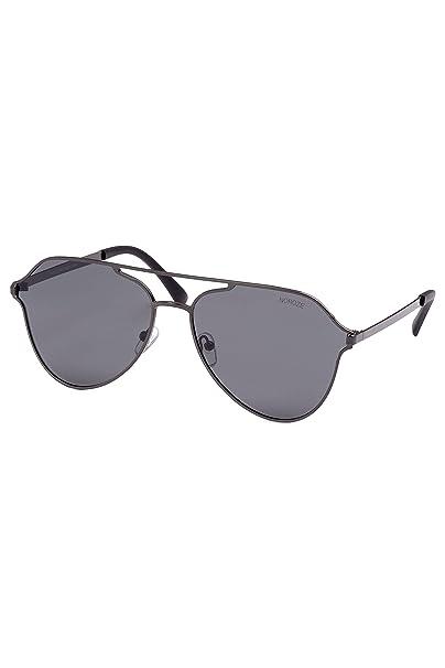 Noroze Unisexo Hombres Mujer Polarizado Aviador Gafas de Sol Retro Estilo Diseñador Celebridad Sombras