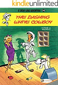 Lucky Luke - Volume 14 - The Dashing White Cowboy