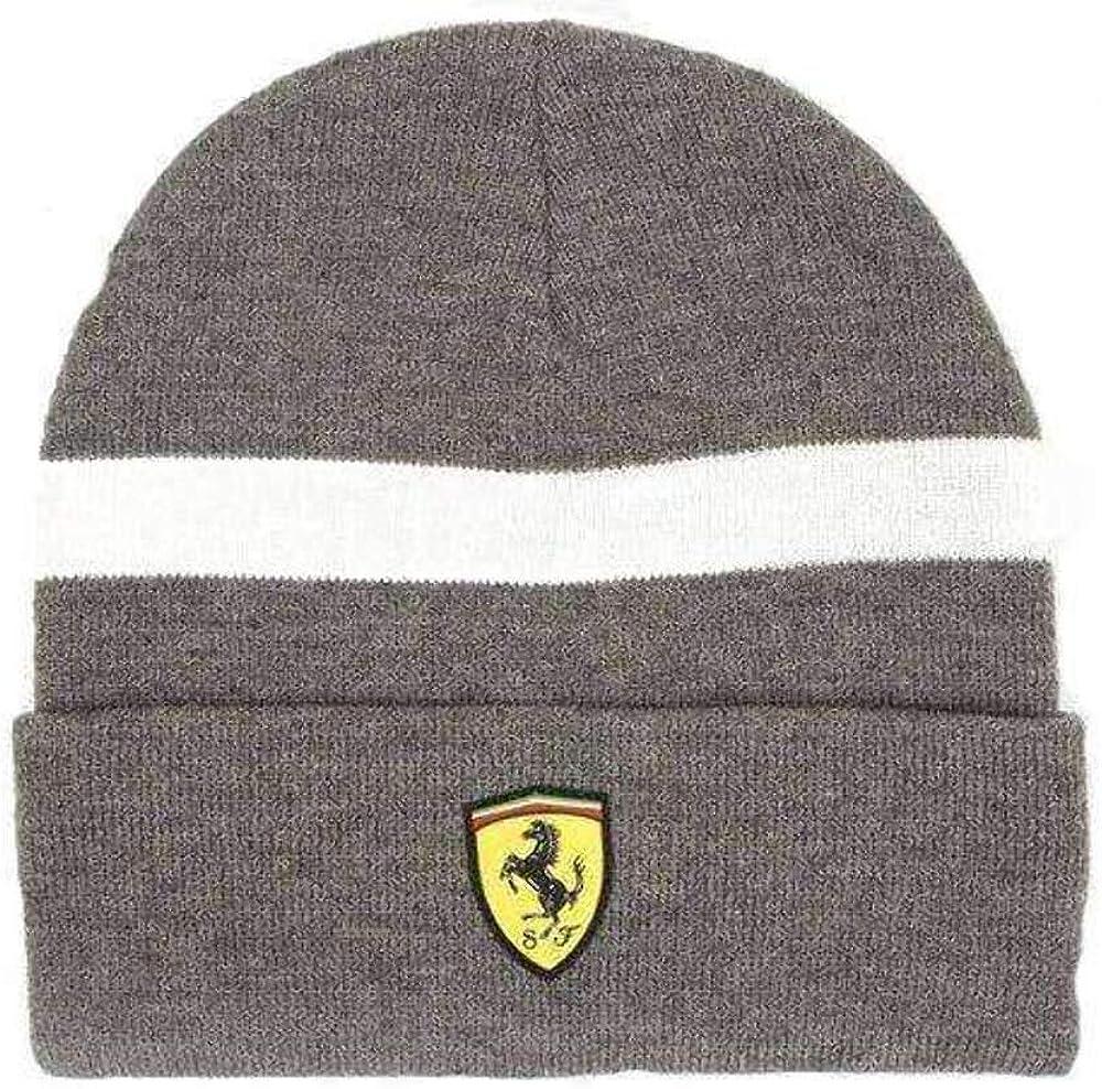 Ferrari Unisex Sf Strickm/ütze//Beanie