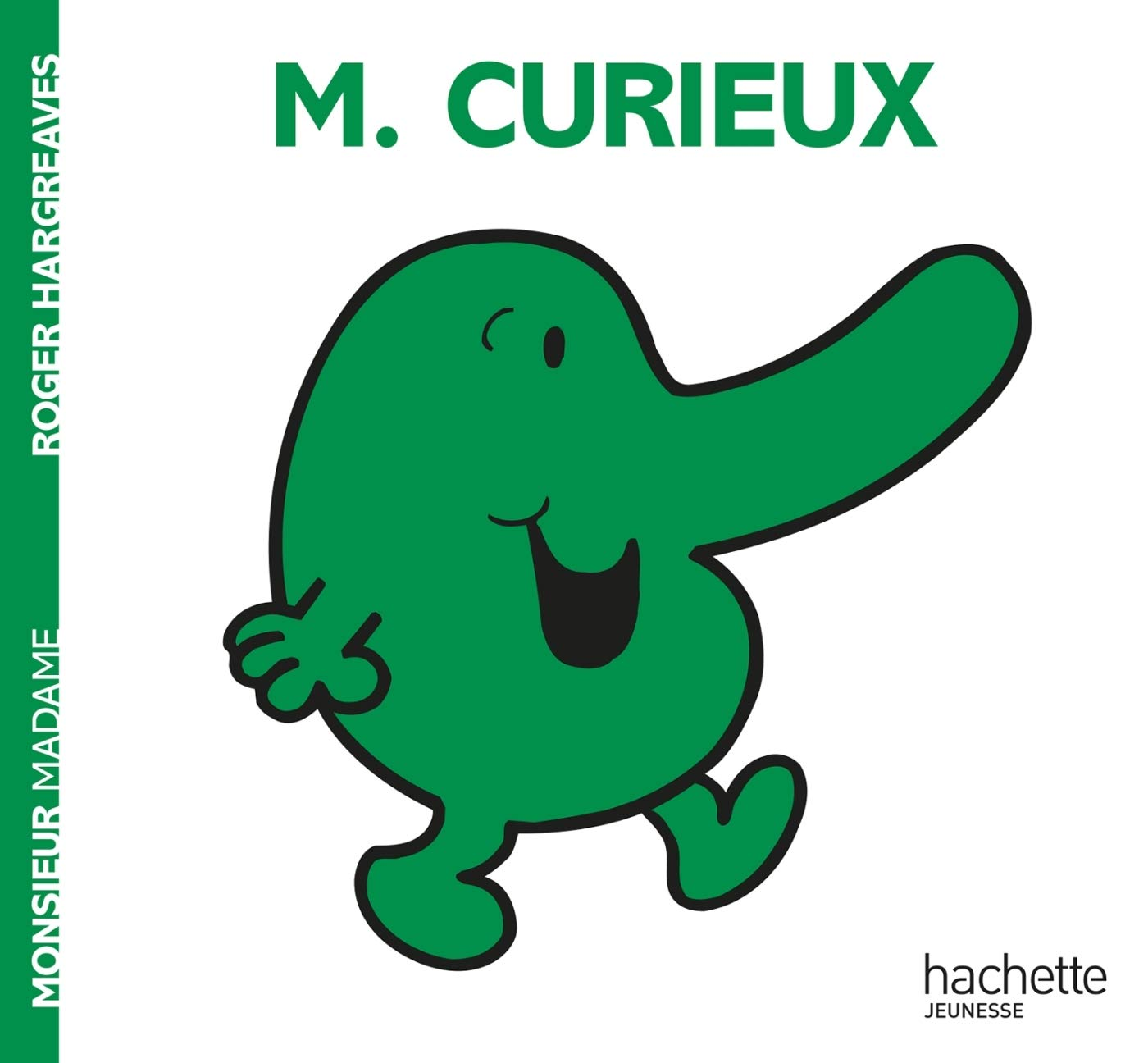 Monsieur Curieux Amazon Ca Roger Hargreaves Books