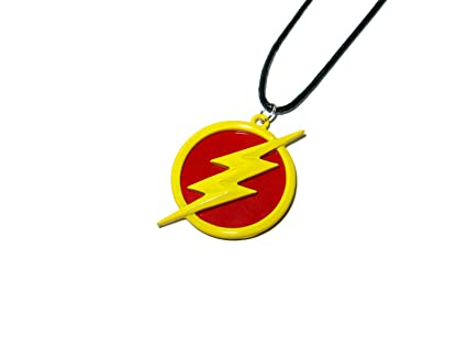 Amazon Queengeek The Flash Superhero Yellow And Red Lightning