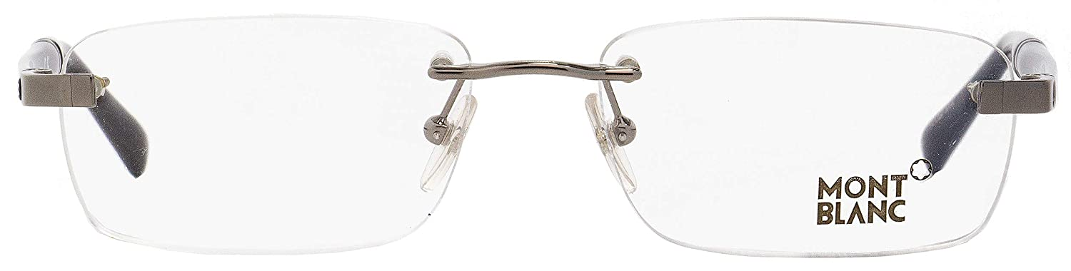be57e86795b Amazon.com  Montblanc MB9101 Eyeglass Frames - Frame A36