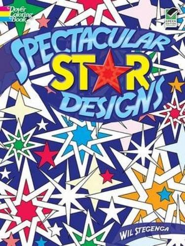 Spectacular Star Designs (Dover Design Coloring Books) pdf