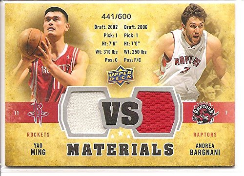 Yao Ming Card - 5