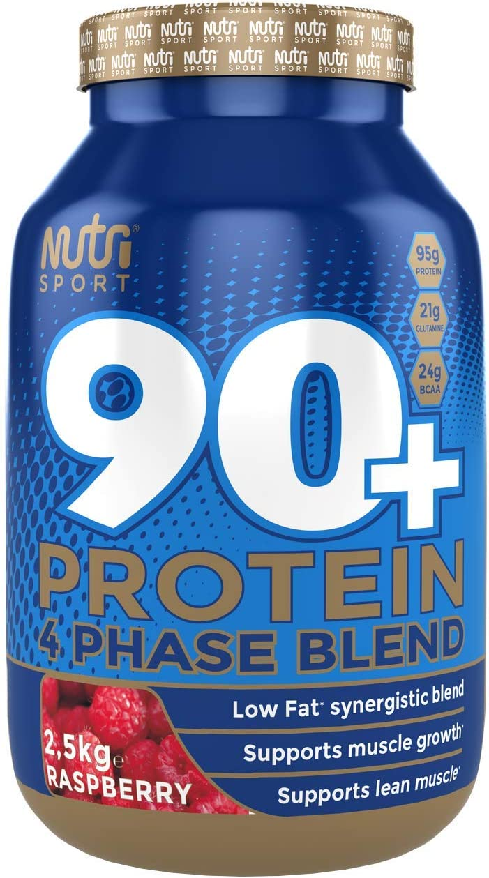 Nutrisport 90 + proteína - frambuesa