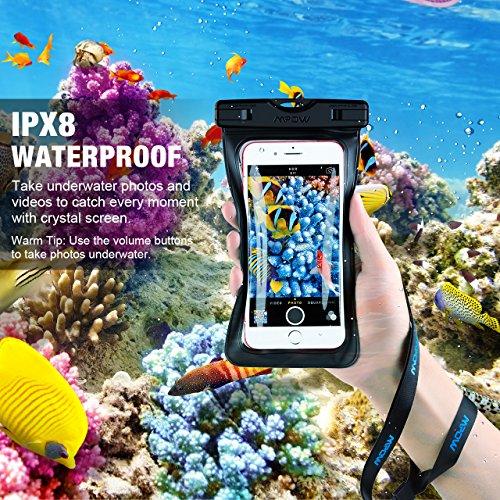 Фанатская атрибутика Mpow Universal Waterproof Case,