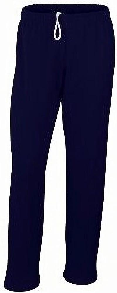 Gildan - Pantalones de chándal grueso Modelo Heavy Blend con bajos ...