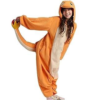 Everglamour - Pijama/mono con diseño de Pokémon: Amazon.es ...