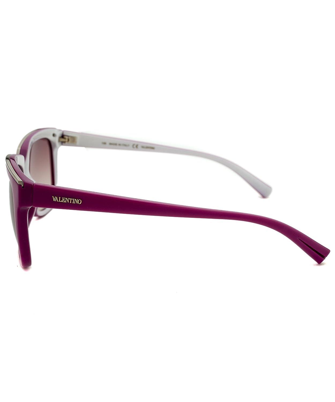 Amazon.com: Valentino anteojos de sol V638S 528 Pop Fushia ...