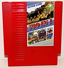 Nintendo 500 In 1 with games Contra NINJA TURTLES1 2 3 4 DOUBLE DRAGON