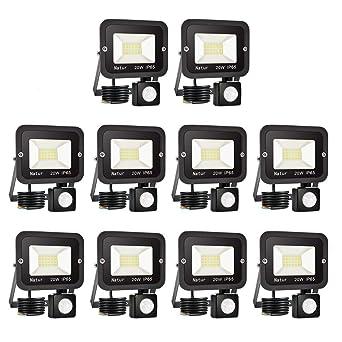 30W LED Foco exterior alto brillo Proyector led exterior de ...