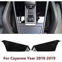 Armrest Holder Gap Storage Box Console Car Organizer Accessory For Porsche Cayenne 2011 2012 2013 2014 2015 2016 2017 2018 2019