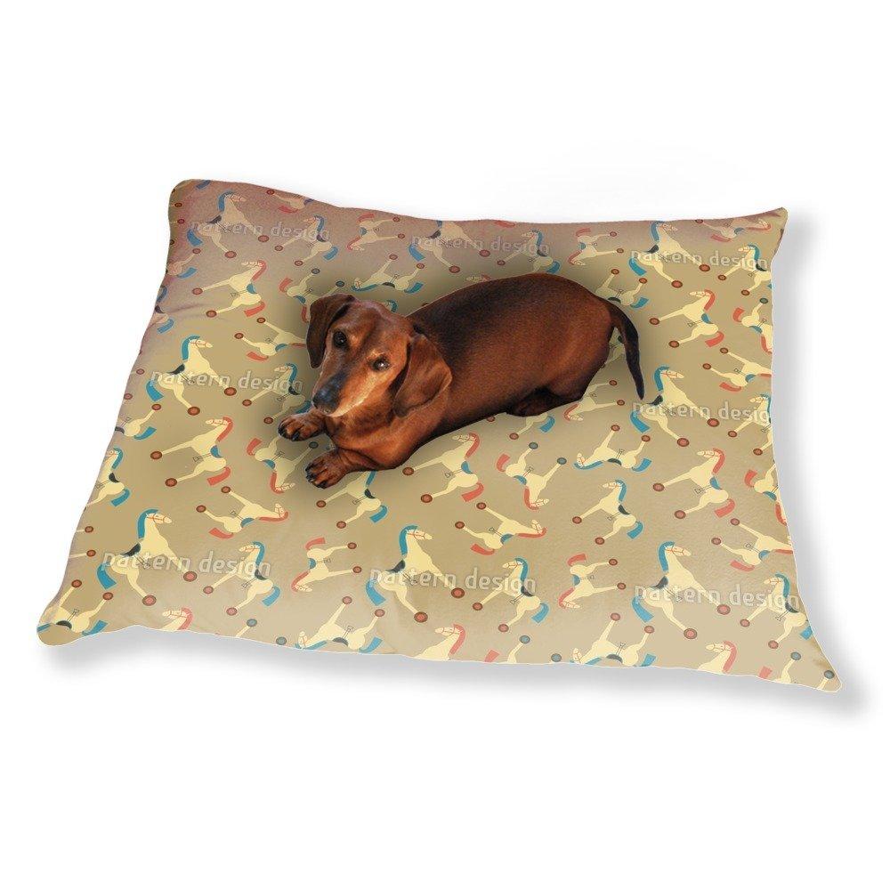 Toy Horses Dog Pillow Luxury Dog / Cat Pet Bed