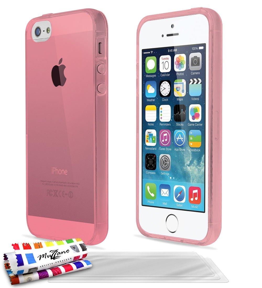 Muzzano - Original funda para Apple iPhone 5S / iPhone SE ...