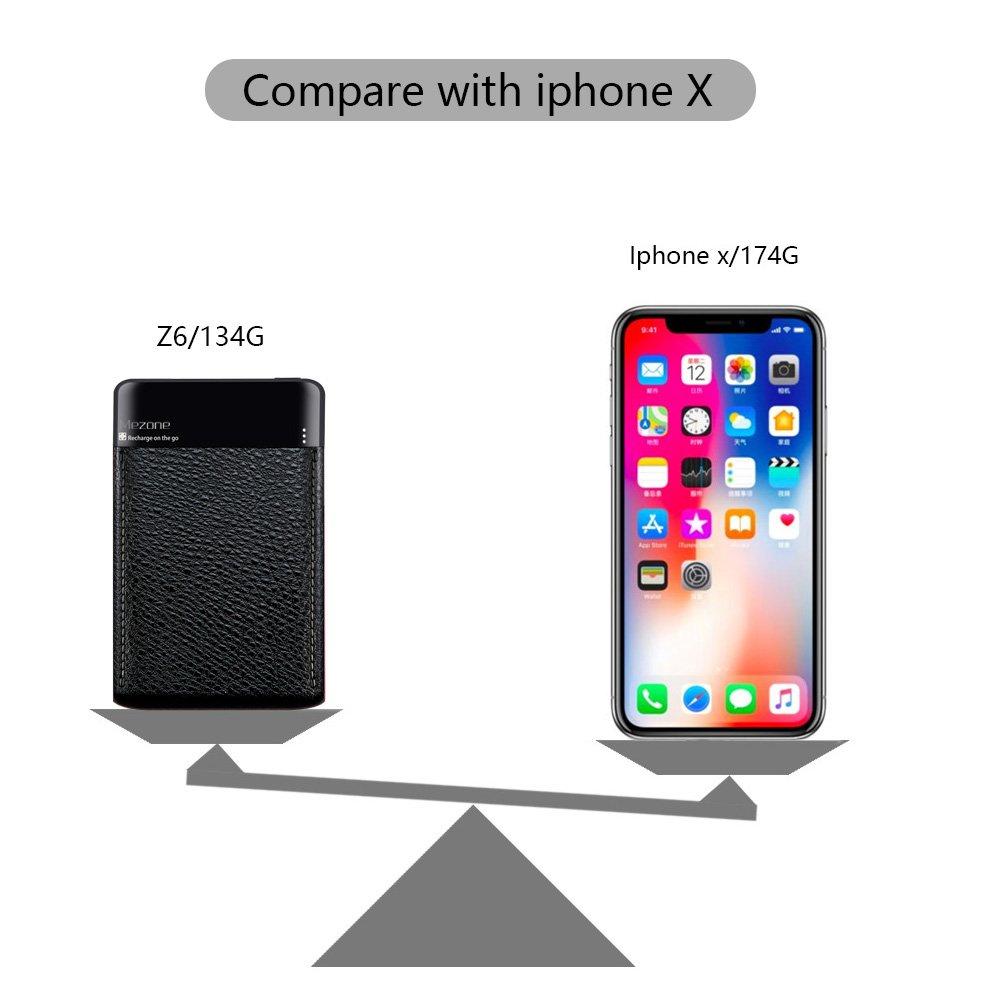 Amazon.com: Mezone - Cargador portátil con batería externa ...