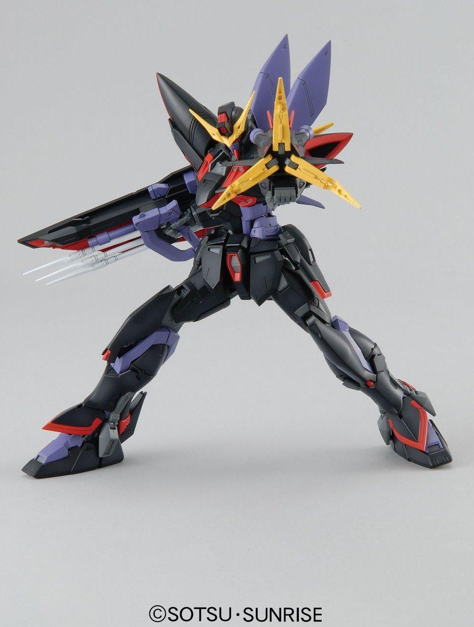 Bandai Hobby Blitz Gundam 1/100, Master Grade by Bandai Hobby (Image #3)