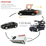 KMT Alloy Diecast Car Models Tesla Model X 90 Car