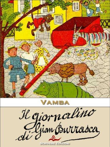 Il giornalino di Gian Burrasca (Italian Edition)