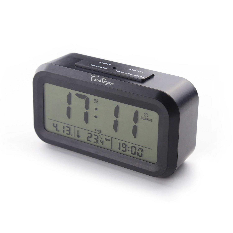 61xrP8ldULL._SL1500_ Elegantes Uhr Mit Temperaturanzeige Dekorationen