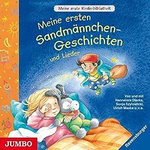 Meine ersten Sandmännchen-Geschichten und Lieder (Meine erste Kinderbibliothek) Hörbuch