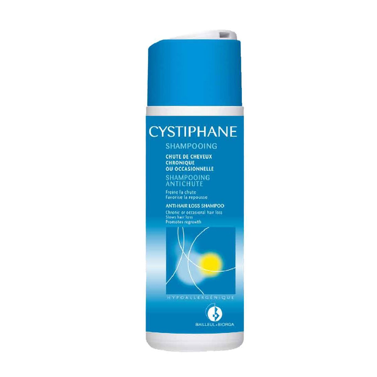 Cystiphane Hair Loss Shampoo 200ml by Biorga