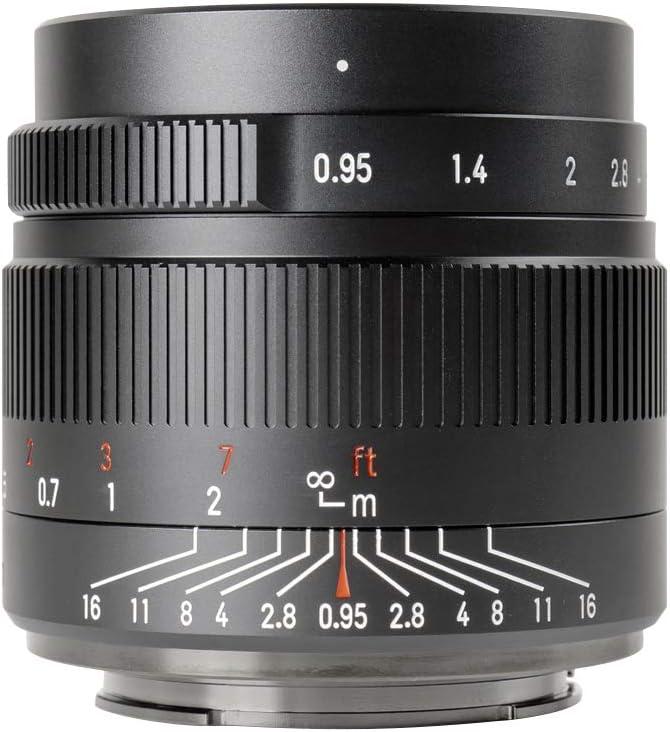 7artisans 35mm F0 95 Große Blende Aps C Objektiv Für Kamera