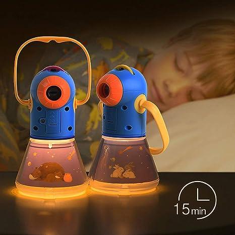 TTBF Luz Multifuncional para niños Proyector Luces de Dormir ...