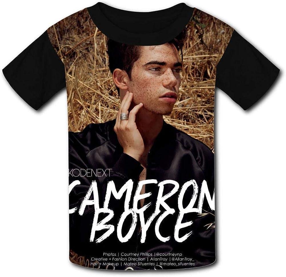 Woiiser Camisetas de niños, Kid/Youth Rip Cameron Boyce T ...
