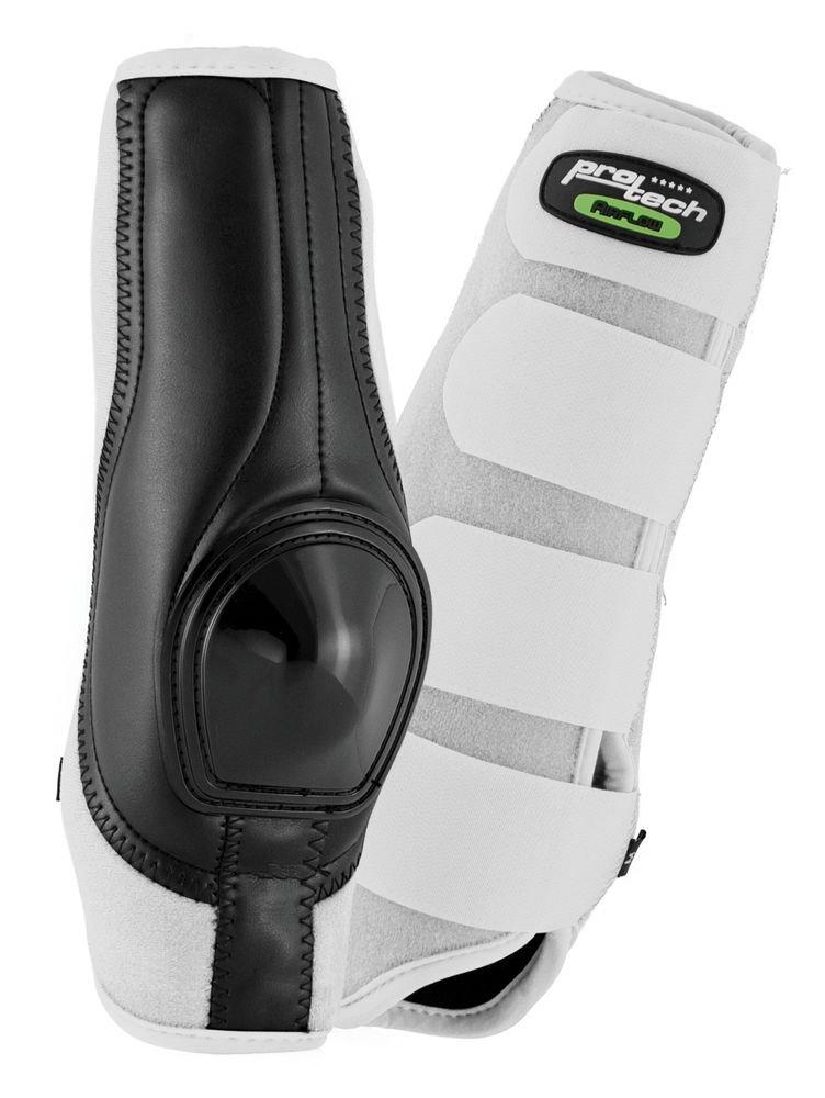 Pro-Tech PROTECH Dynamic Skid Boots néoprène Renforts Cuir aération Airflow