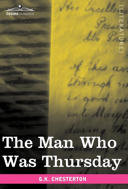 The Man Who Was Thursday ebook