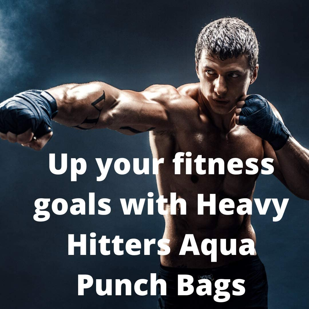 Heavy Hitters 22 Water Punch Bag