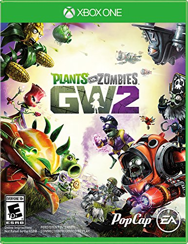 Plants vs. Zombies Garden Warfare 2 - Xbox One (Best Games Console For 7 Year Old 2015)