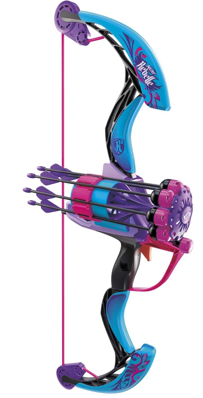 Rebelle - Arrow Revolution Bow, Juego de Aire Libre (Hasbro B1696) B1944